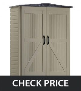 Rubbermaid-Roughneck-5x2-feet-Storage-Shed